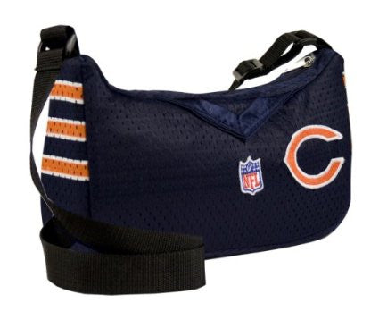 Bears jersey purse small
