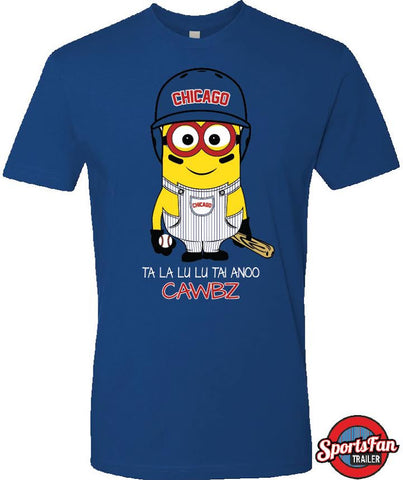 Minion We Love CUBS