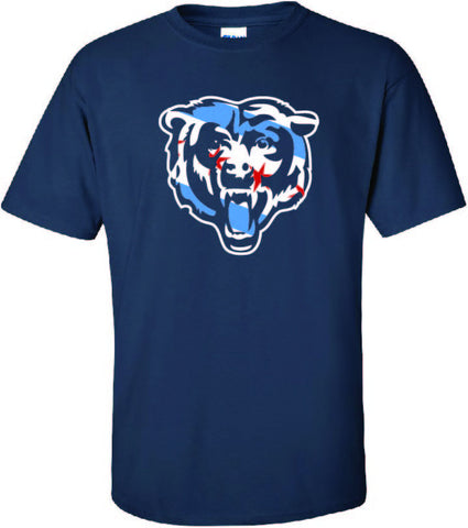 Chicago Flag Bears
