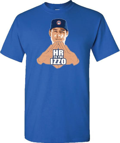 HR to the IZZO Royal Blue