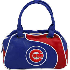 Chicago Cubs Perf Bowler Bag Purse