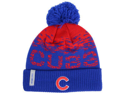 Chicago Cubs New Era MLB On-Field Sport Knit