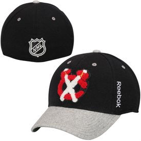 Chicago Blackhawks Fitted Tomahawks