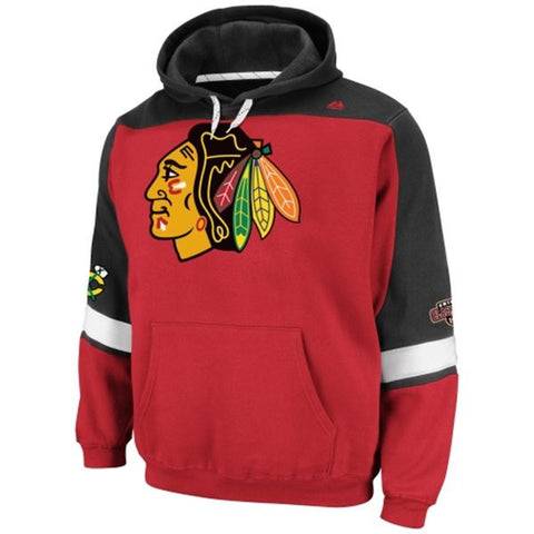 Chicago Blackhawks faceoff edge hoodie