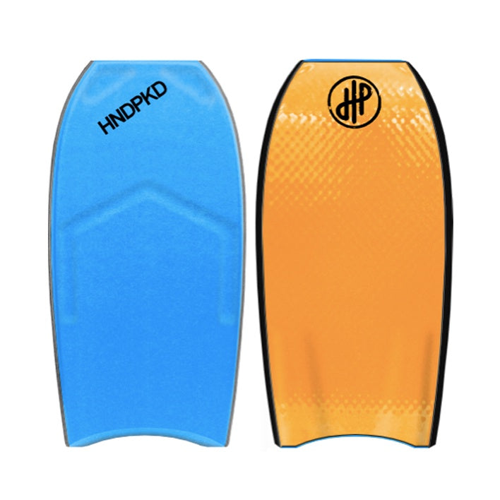 "HandPicked - 42"" Bodyboard (Blue/Orange)"