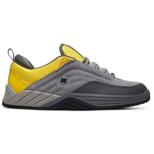 DC - Williams Slim (Grey/Yellow)