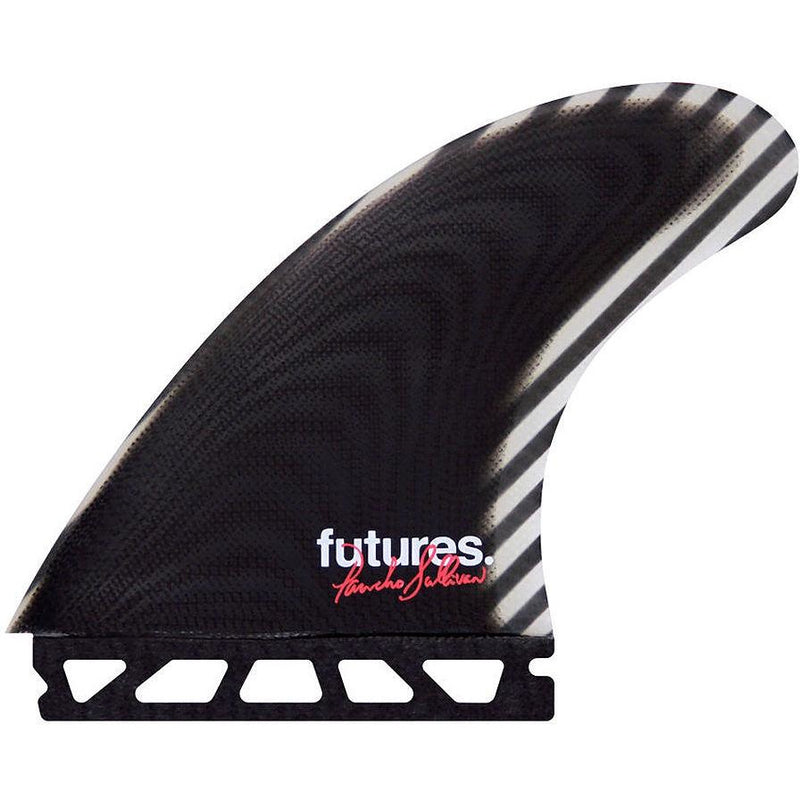 Futures - Control Pancho Thrusters (Black/White)