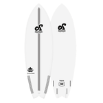 5'8'' Sanchez Soft Top Surfboard - 32