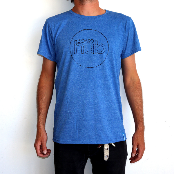 Boardhub - Logo Tee (Blue)