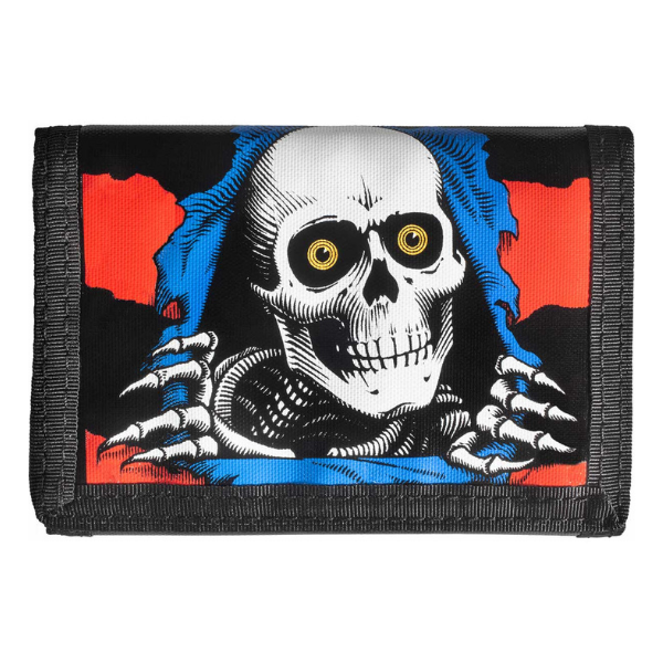 Powell Peralta - Ripper Wallet (Blue/Red)