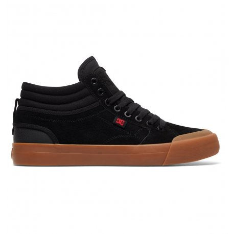 DC - Evan Smith Hi S (Black/Gum)