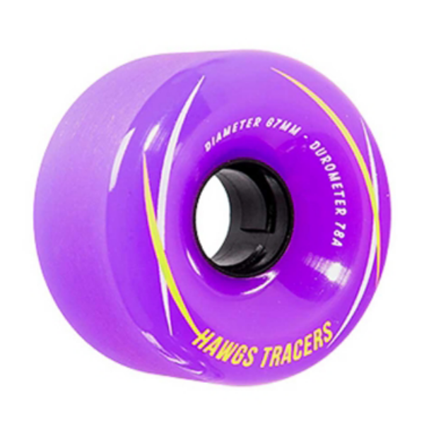 Hawgs - Tracers 67mm 78a (Purple)
