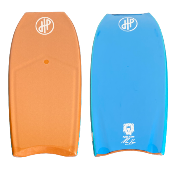 "HandPicked - 42"" Bodyboard Double Stringer (Copper/Blue)"
