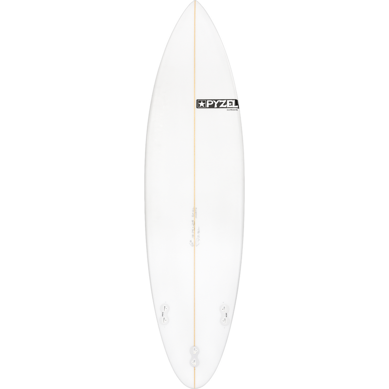 "Pyzel - The Next Step (6'6"" - 19 - 2 1/2 - 30.90 L) 3Fin"