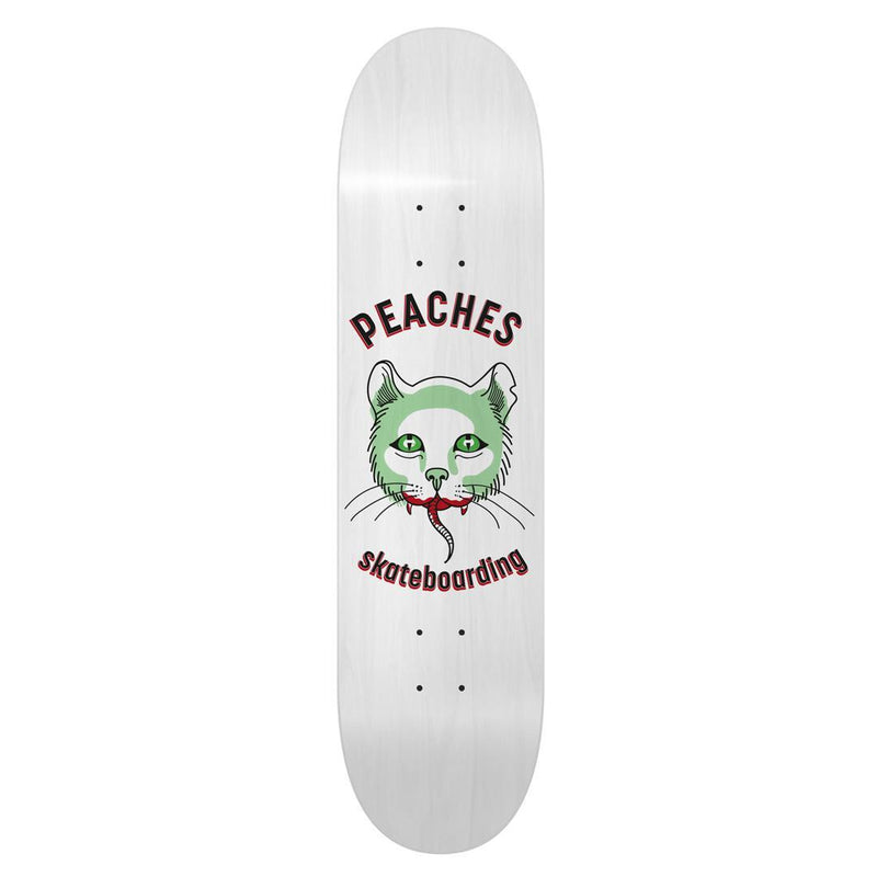 "Peaches - Electric Bunny 8.5"" Deck"