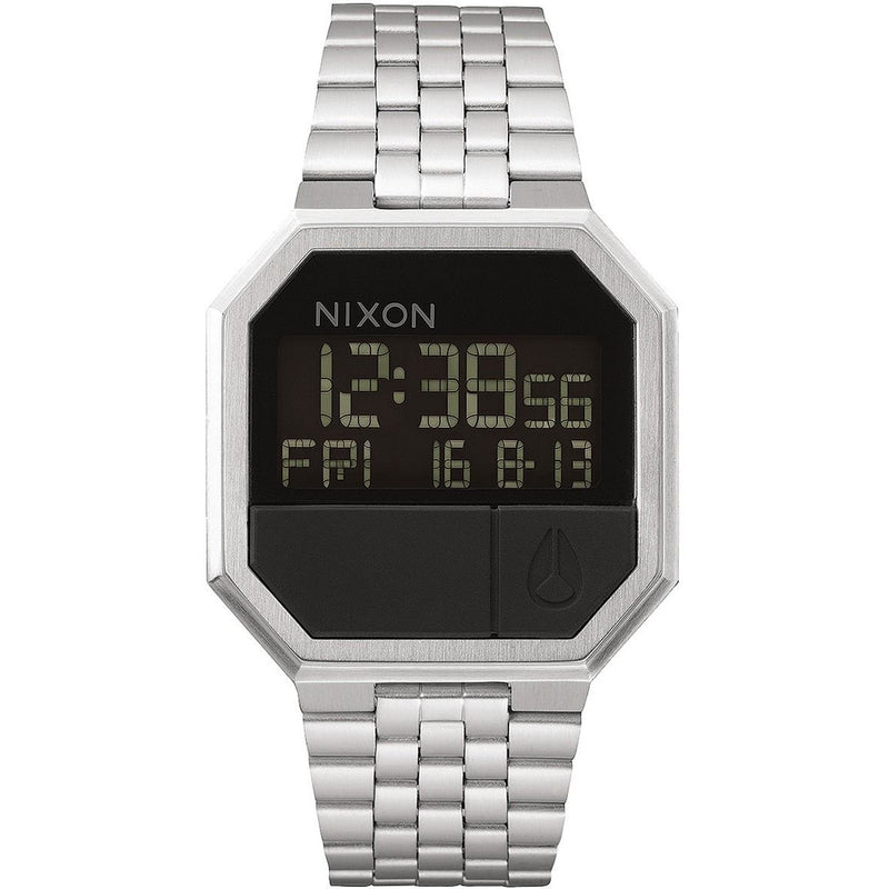 Nixon - The Re-Run (Black)