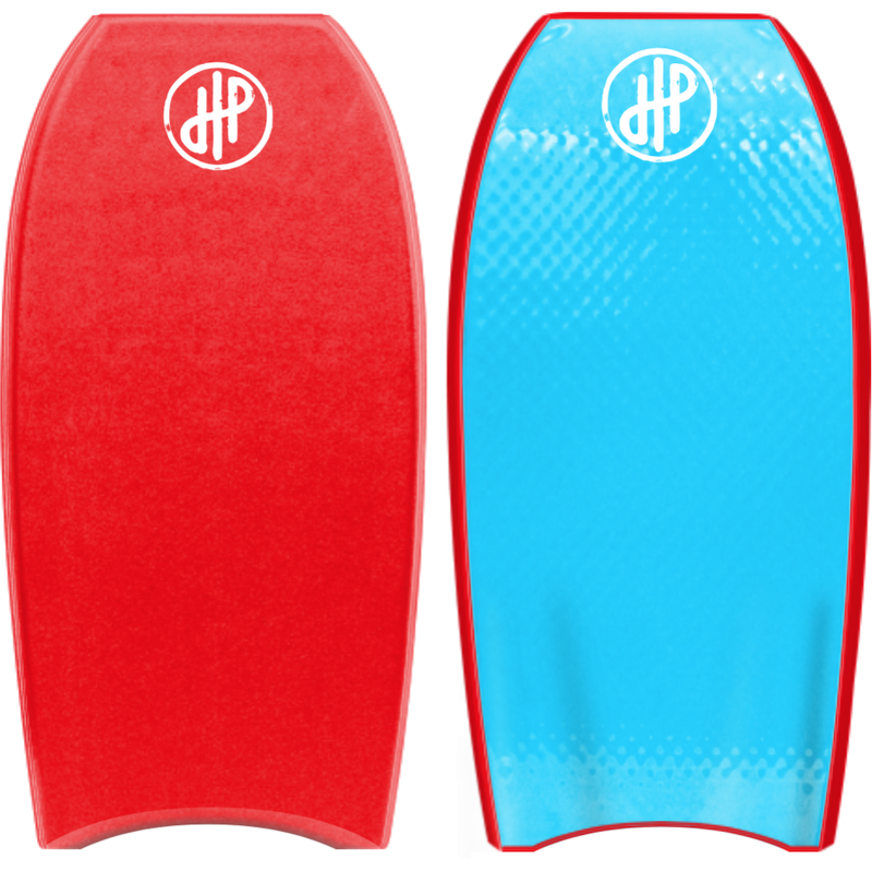 "HandPicked - 41"" Bodyboard (Red/Blue)"