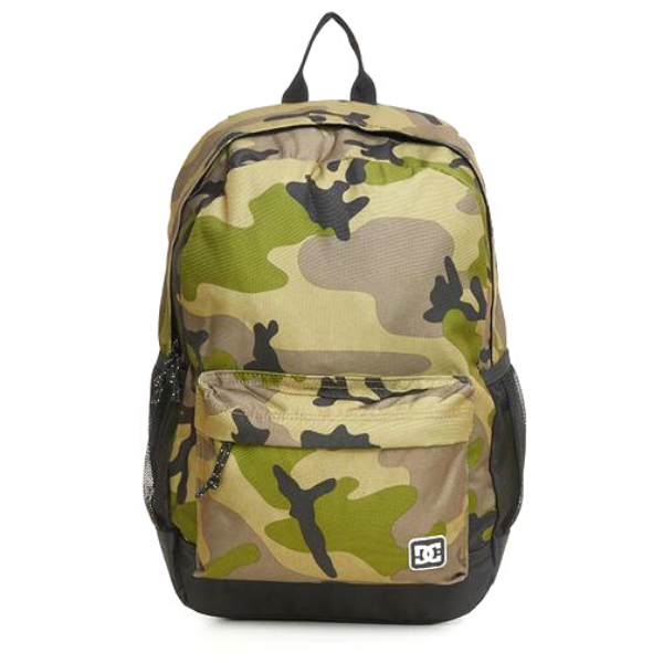 DC - Backsider Print Back Pack (Camo)