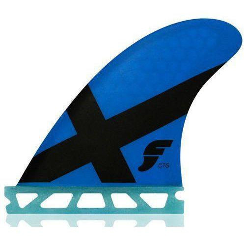 Futures - Honeycomb CTG Thrusters (Blue/Black)