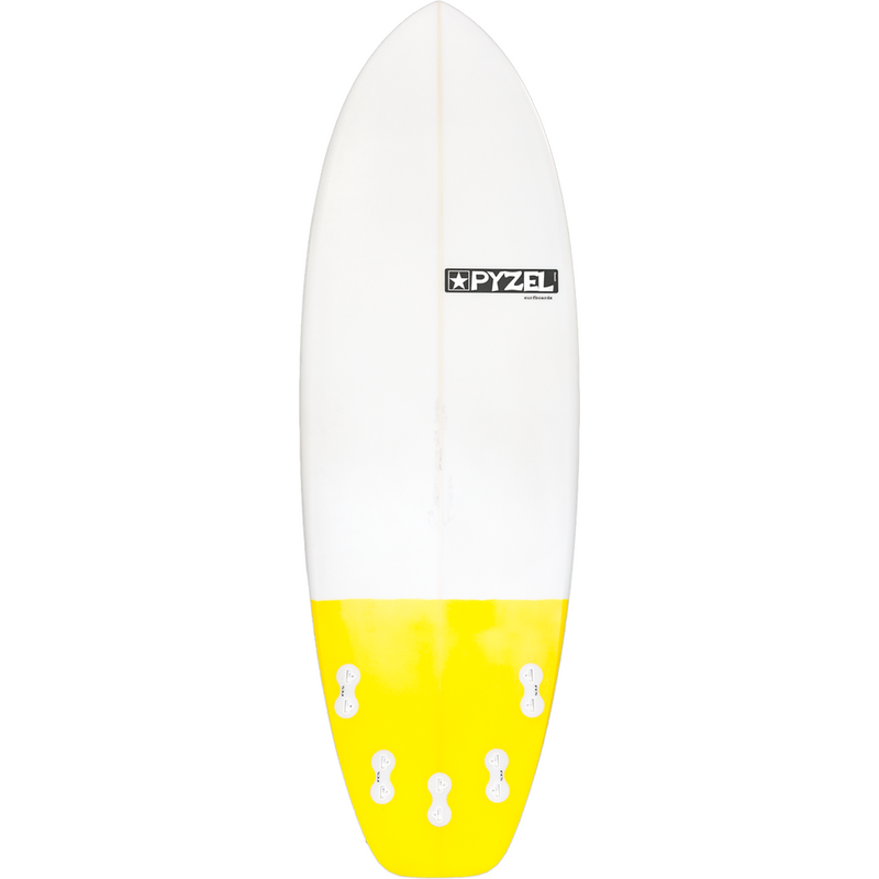 "Pyzel - The Rat Skull (5'7"" - 20 1/2 - 2 3/8 - 31.00 L) 3Fin"