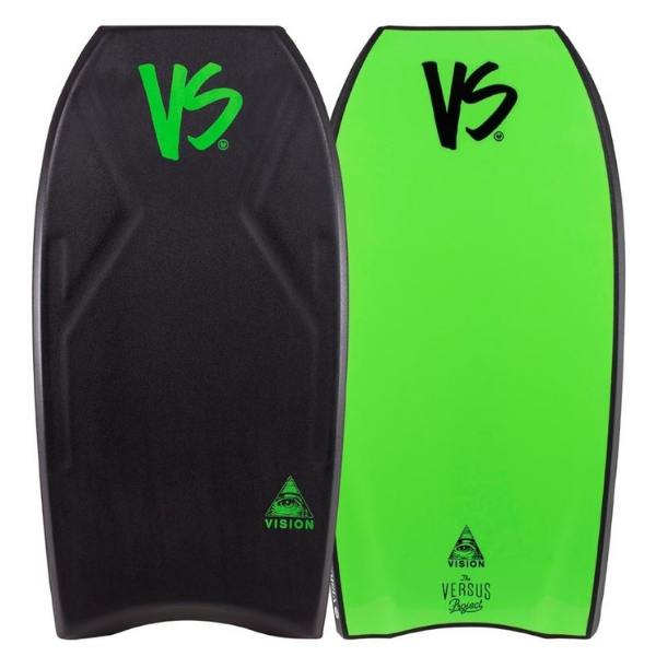 "VS - Vision Ctr 44"" (Black/Fluro Green)"