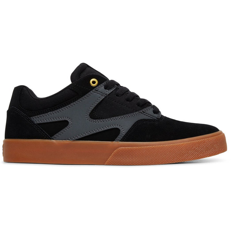 DC - Kalis Vulc (Black/Grey)