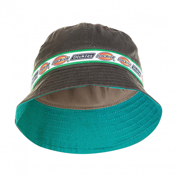 Dickies - 6 Panel Sporty Hat (Chocolate)