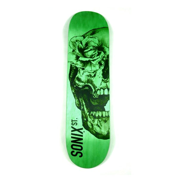 "Sonix - POP G 8.25"" Deck (Green)"