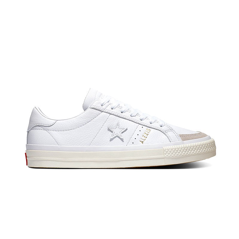 Converse - One Star Pro (White/Enamel)