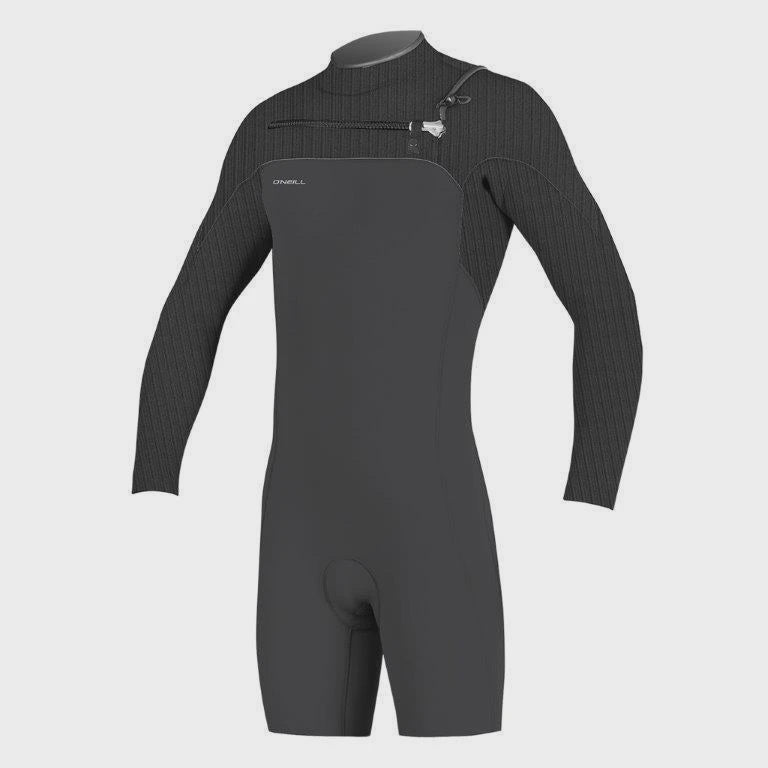 O'Neill - Hyperfreak 2mm CZ S/S Full Suit (Black/Black)