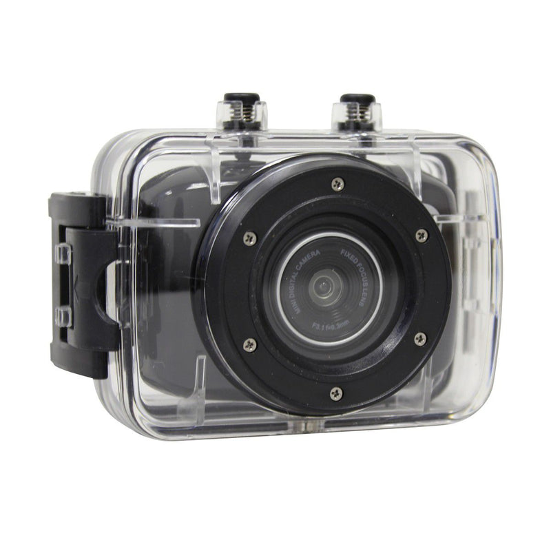 Volkano - LifeCam HD Action Camera - (Black)