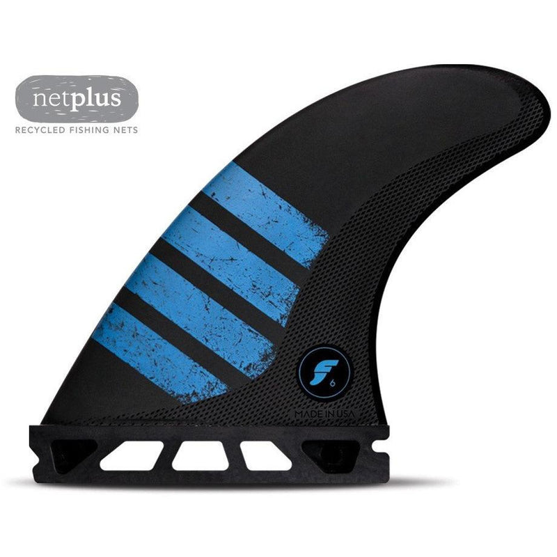 Futures - Alpha F6 Thrusters (Carbon/Blue)