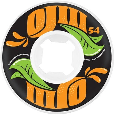 OJ - From Concentrate 54mm Wheels (Ez Edge) 101a