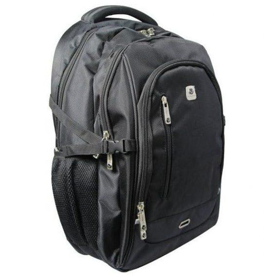 Volkano - Surplus Series Backpack (Black)