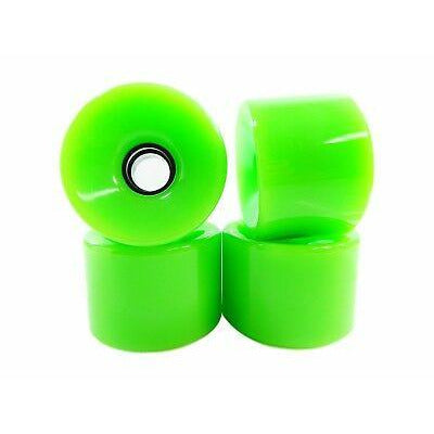 Tacoma - 70mm 78a Longboard Wheels (Green)