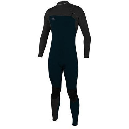 O'Neill - Women's Hyperfreak 4/3mm C/Z Full Suit (Blk/Blk/Blk)