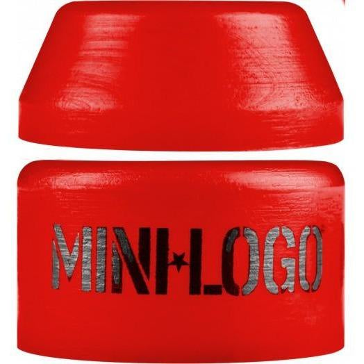 Mini Logo - Bushings Hard (Red)