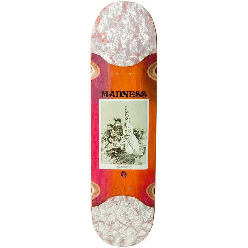 "MAD - Perelson Remedio Slick 8.375"" R7 Deck"