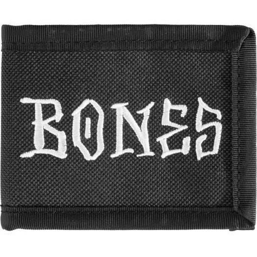 Bones - Lil Homie Wallet (Black Canvas)