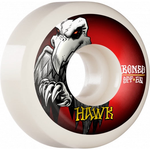 Bones - Hawk Falcon 60mm Sidecut 84B SPF Wheels