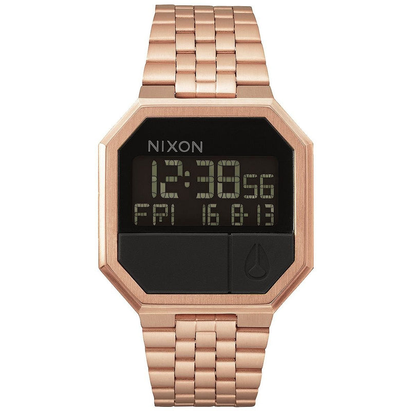 Nixon - The Re-Run (Rose Gold)