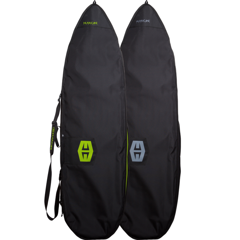 "Hurricane - Nylon Day Traveller 6'3"" Surfboard cover"
