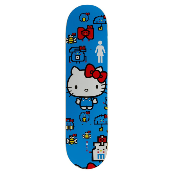 "Girl - Hello Kitty Malto 8.0"" Deck"