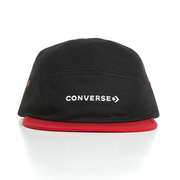 Converse - Colorblock Camp Cap (Converse Black)