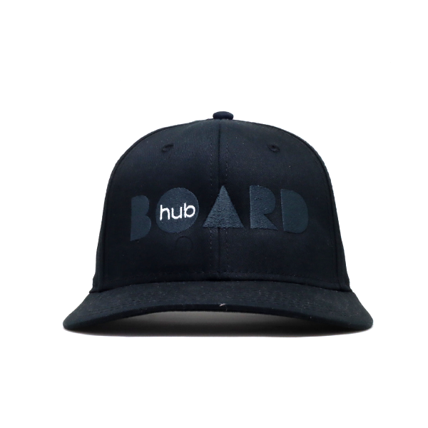 Boardhub - Cap (Black)