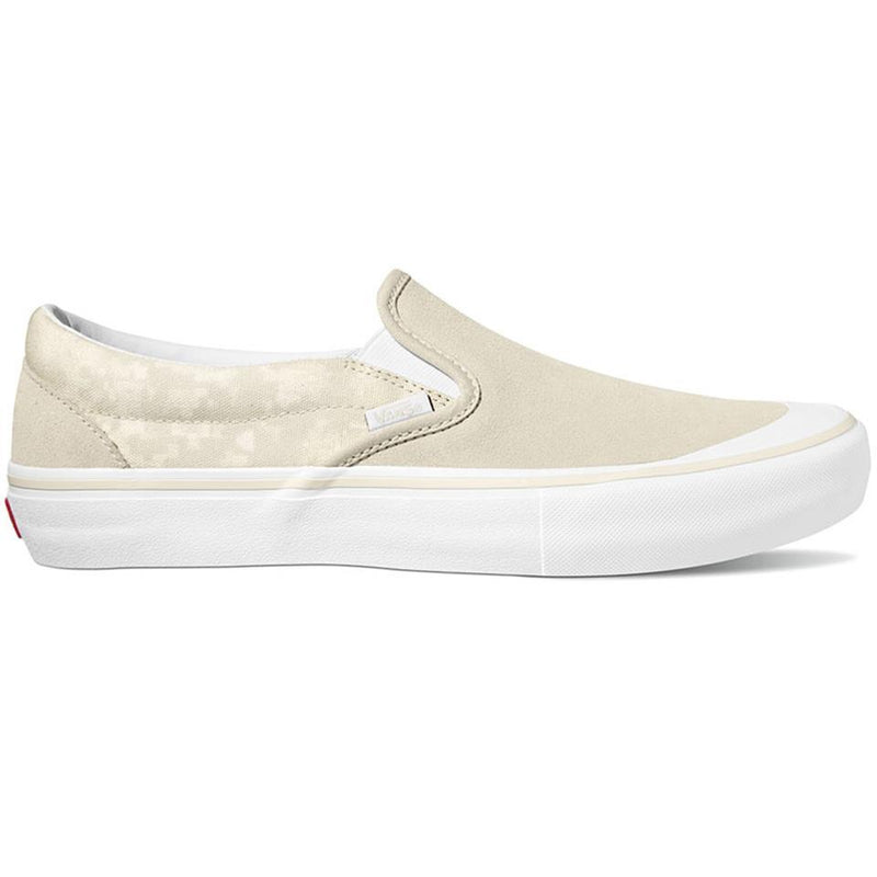Vans - Slip On Pro (Dove/White)