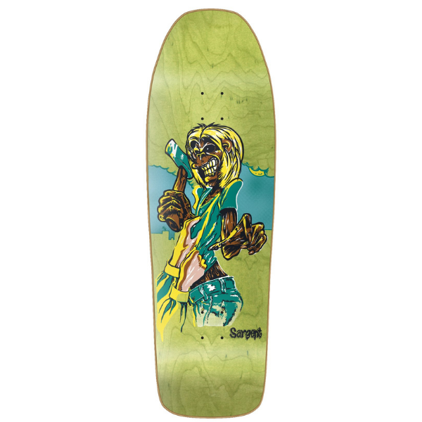 "New Deal - Sargent Killers 9.825"" Deck"
