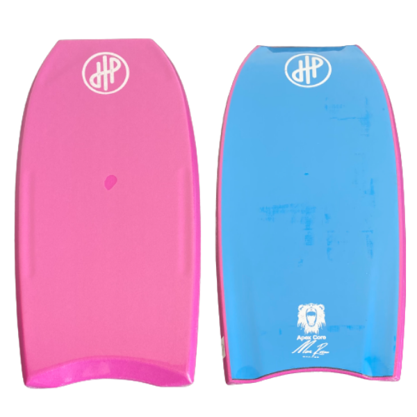 "HandPicked - 41"" Bodyboard Slot Contours (Pink/Blue)"