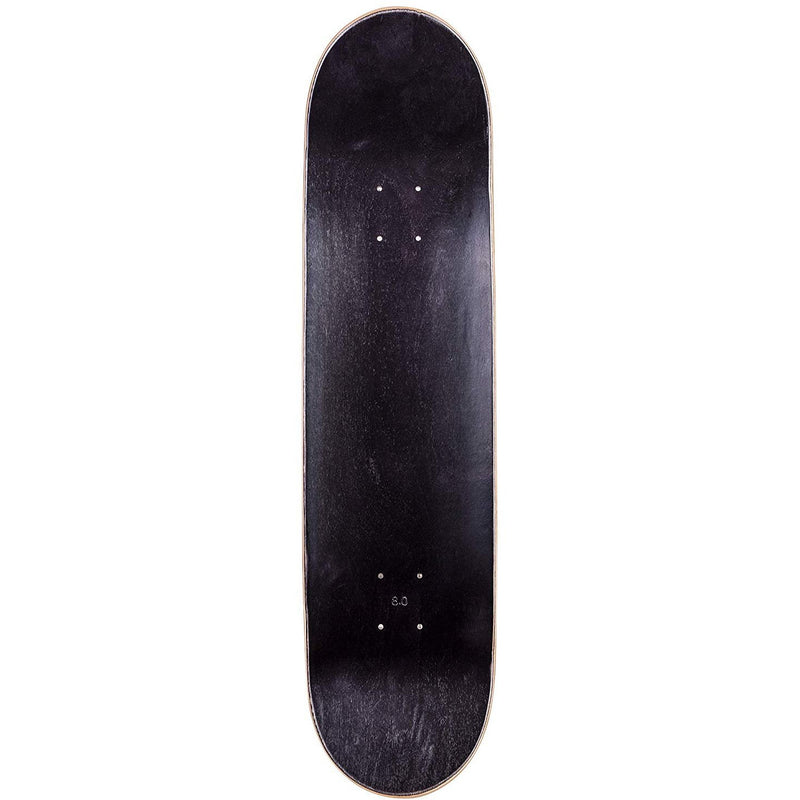 "Empire - 7 Ply C/Maple 8.50"" Blank Deck (Black)"