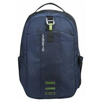 Volkano - Latitude Laptop Backpack (Navy/Lime)